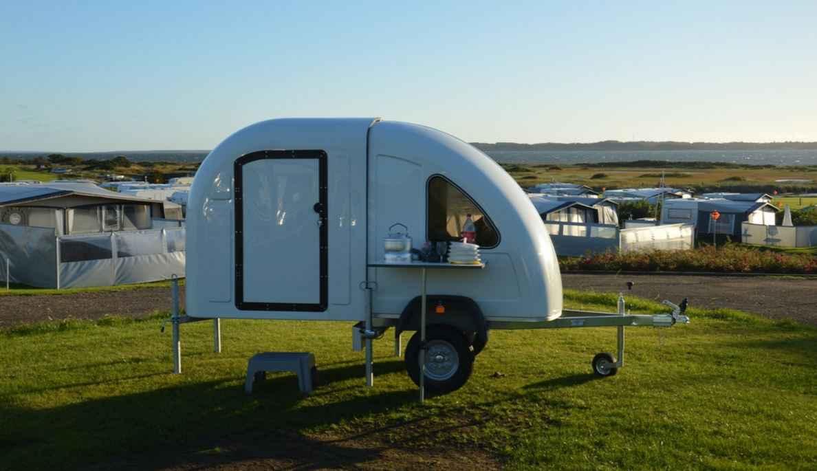wide path camper des mini caravanes pour les amoureux de la nature neozone. Black Bedroom Furniture Sets. Home Design Ideas