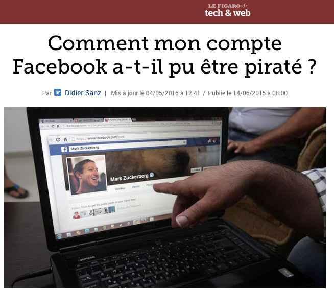 Dans les médias, les conseils pour éviter le piratage sont nombreux, mais cela n'empêche pas le pire d'arriver....
