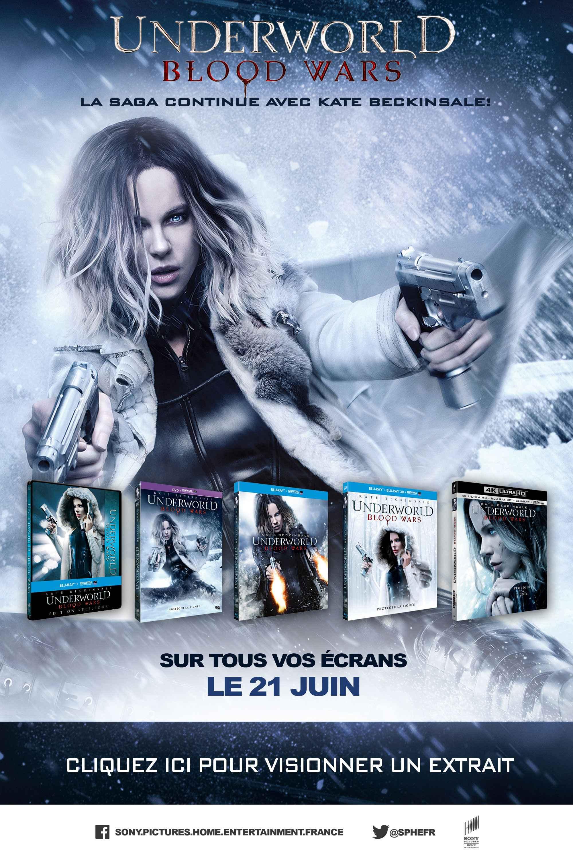 afaa7df64 Underworld: Blood Wars : 3 Blu-Ray et 3 DVD à gagner   NeozOne