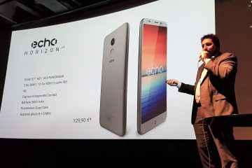 ECHO Horizon, un smartphone Français… 10x moins cher qu'un iPhone X !