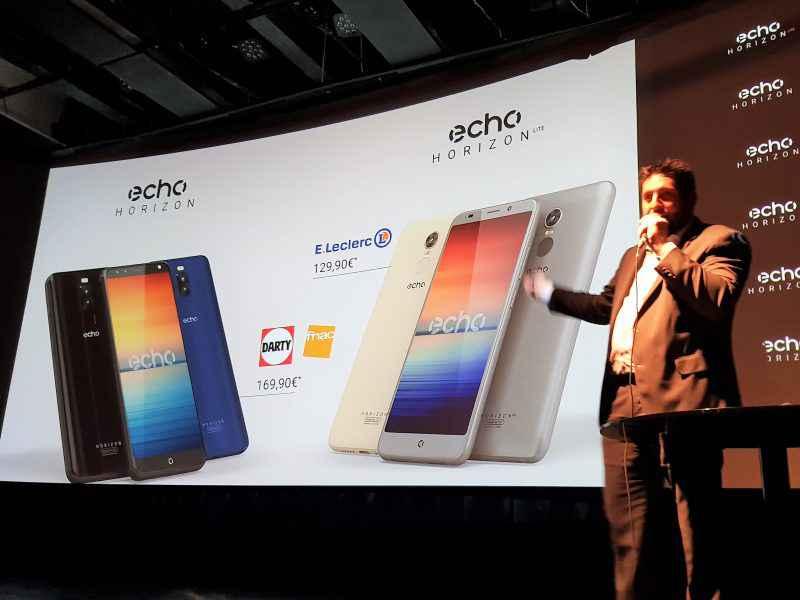 Echo Horizon Un Smartphone Français 10x Moins Cher Qu Un Iphone