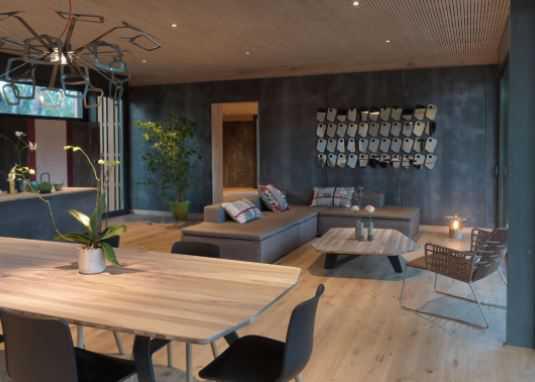 pop-up house, la maison bioclimatique constructible en 4 jours