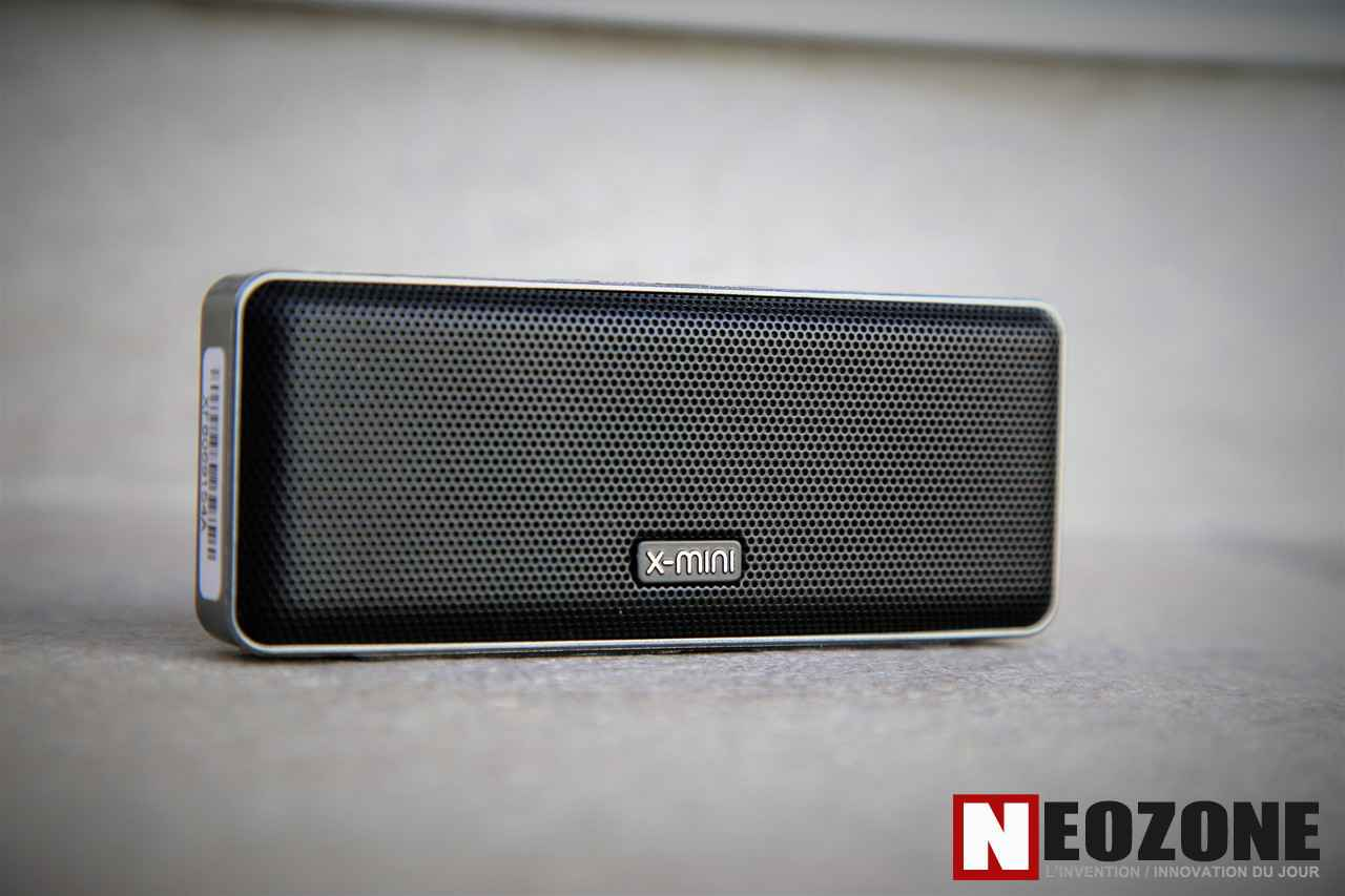 TEST Enceinte Bluetooth Xoundbar de X-mini