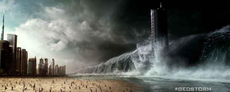 Bande Annonce : Geostorm de Dean Devlin