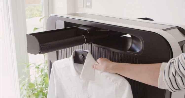 effie la machine a repasser automatique neozone. Black Bedroom Furniture Sets. Home Design Ideas