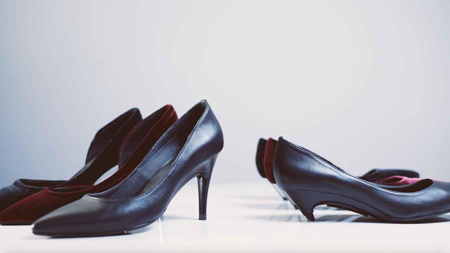 plus récent 56290 34318 Gena, les chaussures à talons rétractables | NeozOne