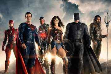 Bande Annonce : Justice League de Zack Snyder