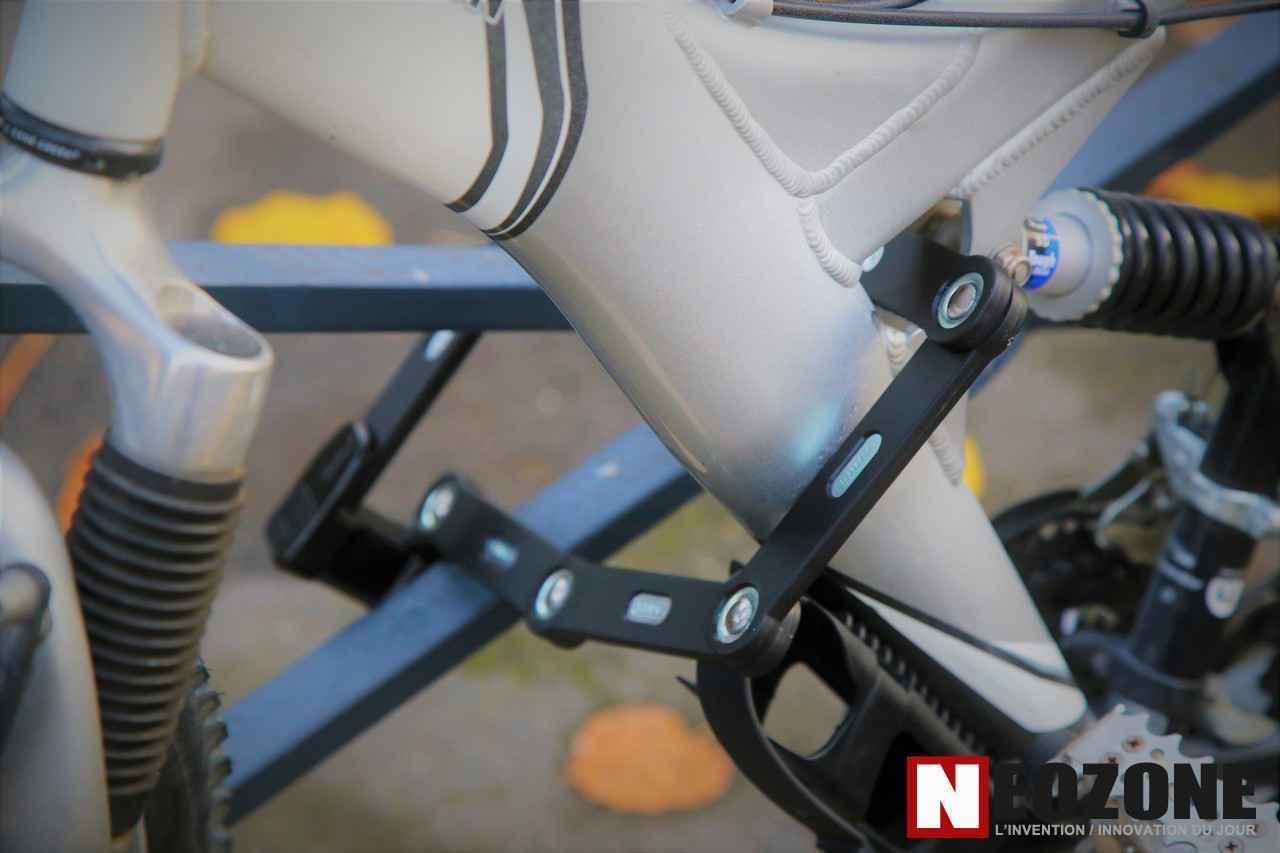 TEST ABUS Bordo 6400 : l'antivol vélo parfait ?