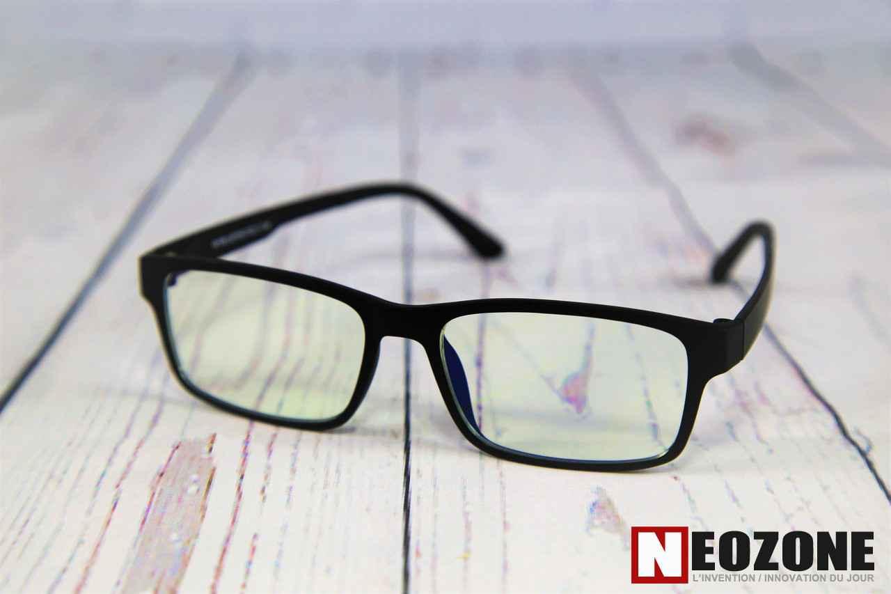 5ffefd02fdc ... caractéristique des lunettes anti-lumière bleue vient (très légèrement)  obscurcir la vue. Mais absolument rien de gênant