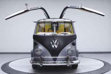 DeLorean Combi Volkswagen