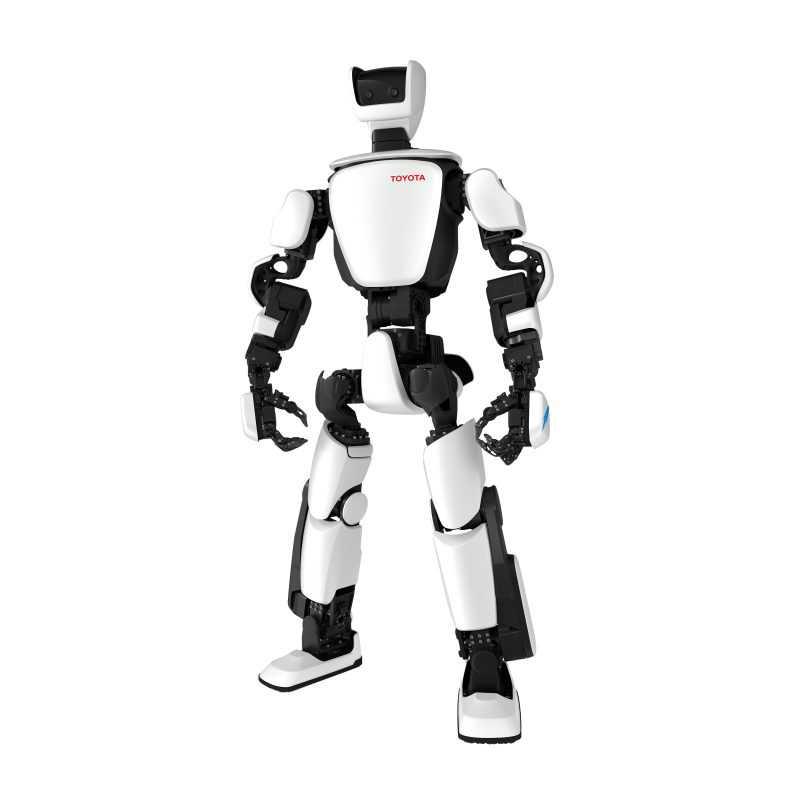Toyota T-HR3, un impressionnant robot qui se pilote avec un casque VR