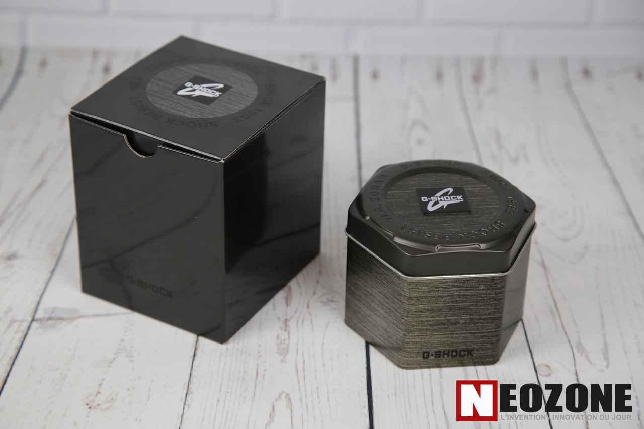 B100La Met Test Au G Casio BluetoothNeozone Shock Gst Se POikXZu