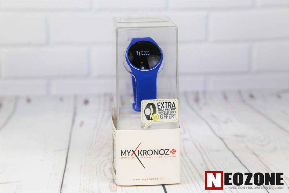 TEST ZeCircle de MyKronoz : Smartwatch et Tracker d'activité !