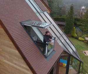Brisacier, l'entreprise qui transforme vos fenêtres en balcons