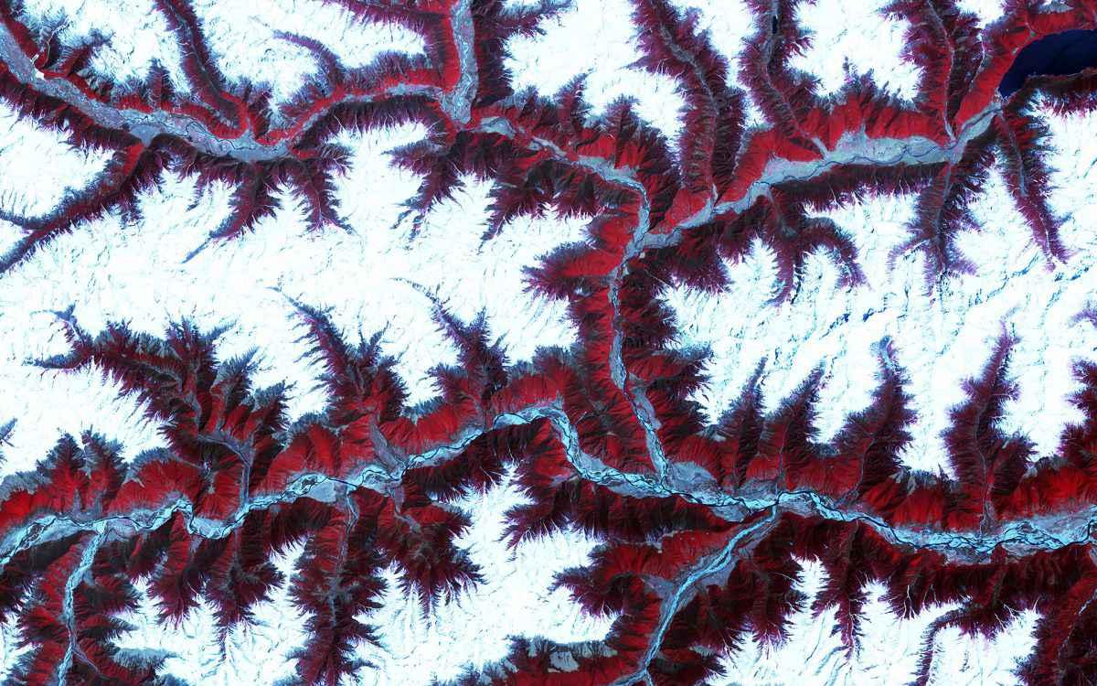 La NASA a réunit ses plus belles photographies de notre belle planète sur une page