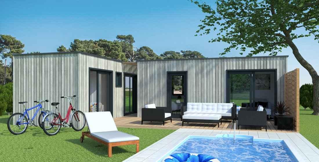 Comment agrandir une maison moindre co t et sans permis de construire neozone for Construire sa maison a moindre cout