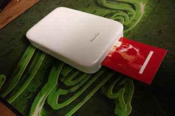 Photobee, l'imprimante qui transforme votre smartphone en Polaroid