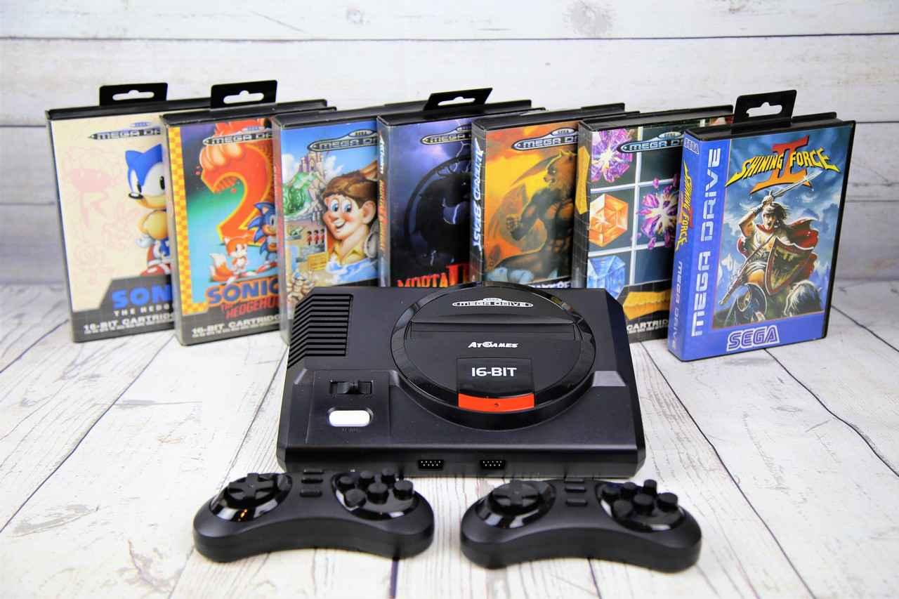 TEST : Megadrive HD, la mini-console ultime chez Sega ?