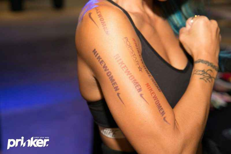 Prinker SketchOn, la machine à tatouages temporaires