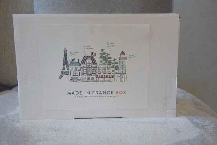Test : La Made In France Box, des produits du terroir à déguster