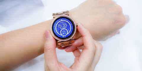 Les montres connectées déçoivent au CES 2018