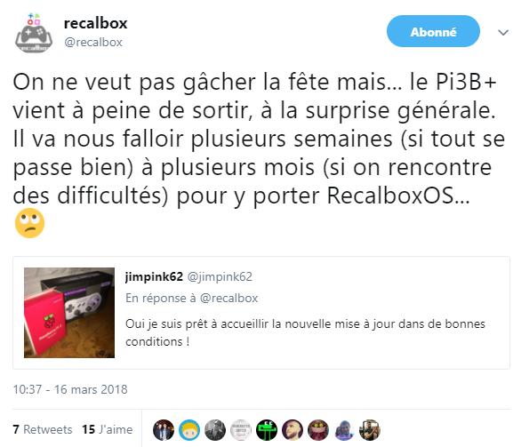 Recalbox FAIT PEAU NEUVE avec sa MàJ 18 03 16 ! | NeozOne