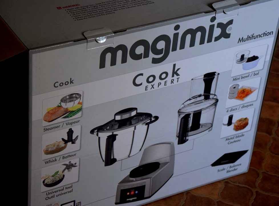 test le robot cook expert de magimix neozone. Black Bedroom Furniture Sets. Home Design Ideas