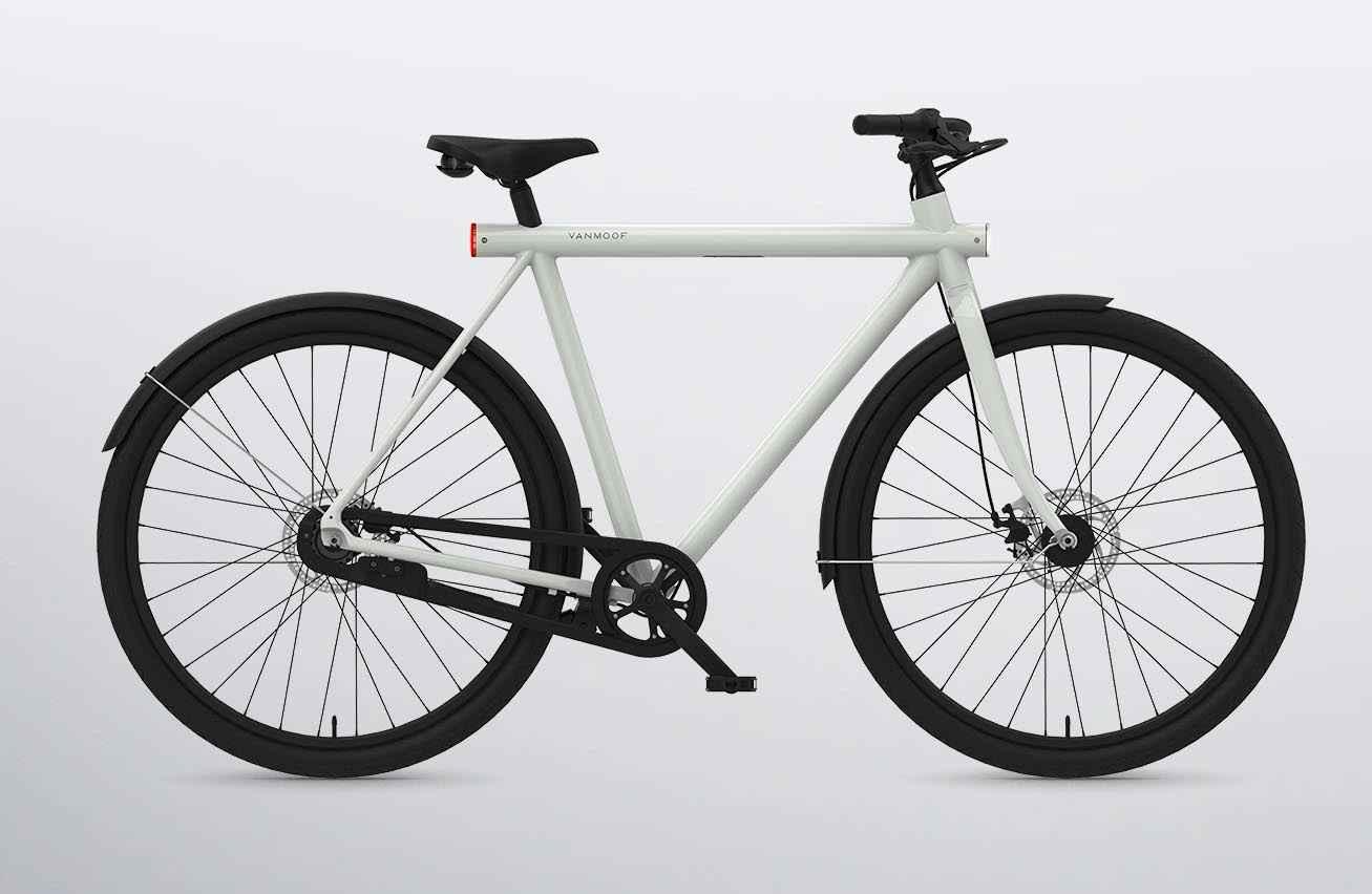 Vanmoof Smart, le vélo impossible à voler | NeozOne