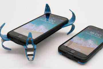 airbag téléphone