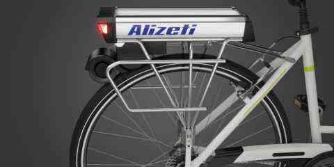 Alizeti 300C vélo électrique