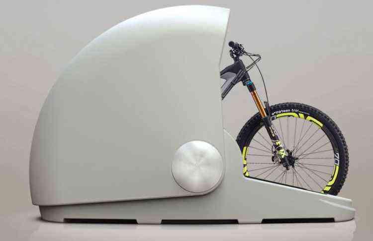 Alpen, un cocon élégant et sécurisé pour votre vélo