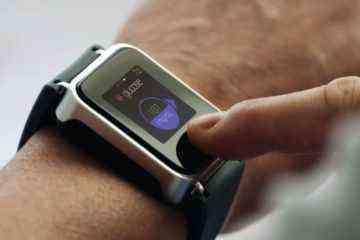 K'Watch Glucose, la montre qui contrôle le diabète sans aucune prise de sang