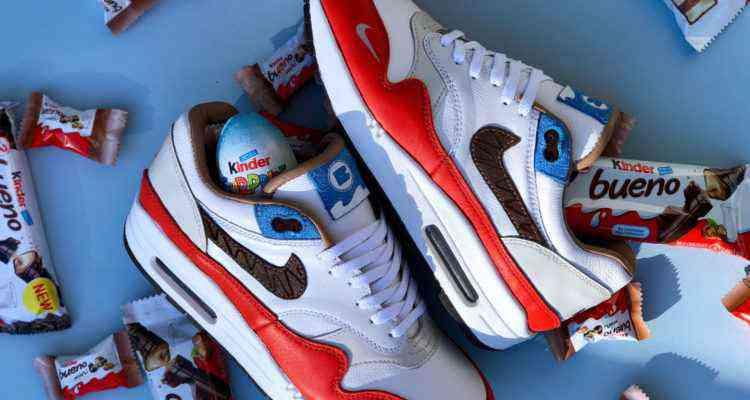 Une Exemplaires Nike Bueno Limitée Kinder Seulement Édition À 8 ZR18Ewqx