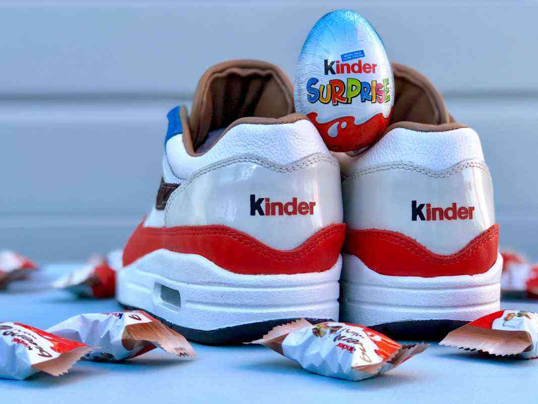 Nike Kinder édition limitées