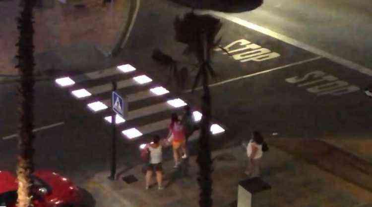 Espagne : Ce passage piéton s'illumine quand vous traversez