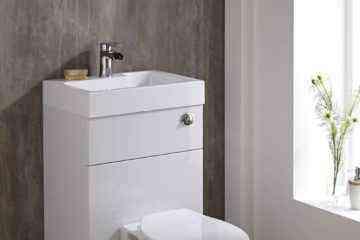 lavabo lave mains intégré