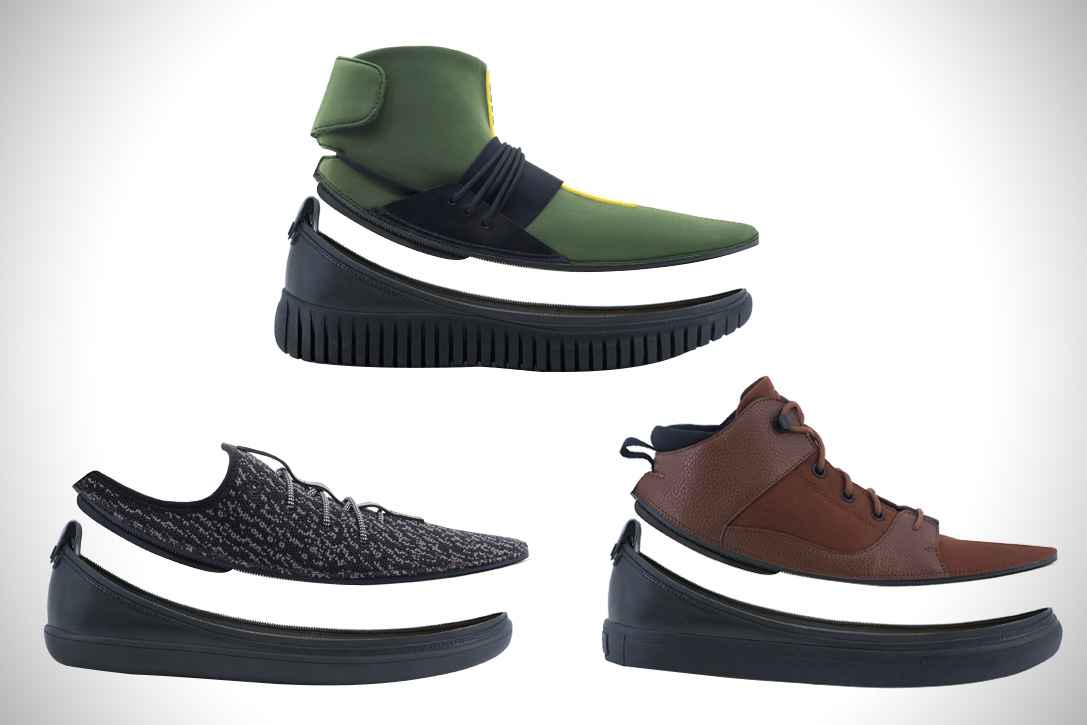 ACBC, la première sneaker de voyage modulaire