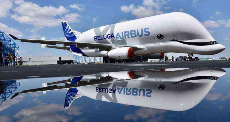 belugaxl, avion cargo baleine
