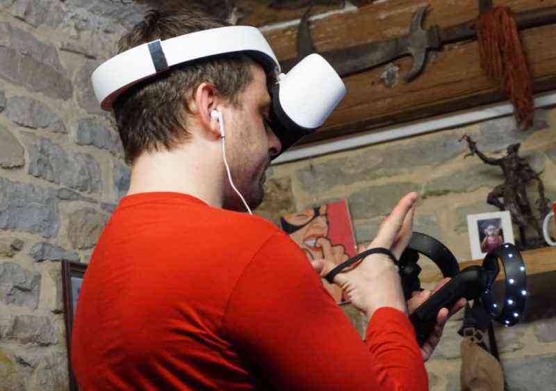 Dell Visor : Nous avons testé le casque de réalité virtuelle/mixte sous Windows Mixed Reality