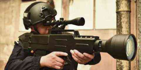 fusil laser chinois