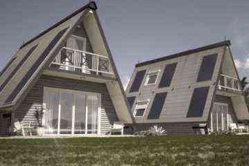 MADi, la maison pliante qui s'installe en 6 heures et qui ne coute que 20500€