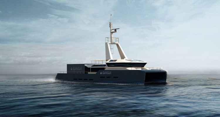 Plastic Odyssey, le bateau qui carbure avec du plastique récupéré et recyclé à son bord