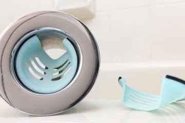 DrainFunnel, le premier dispositif qui canalise les poils et les cheveux dans les canalisations