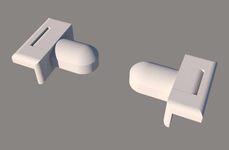 Zena: Changer le rouleau du papier toilette n'aura jamais été aussi facile