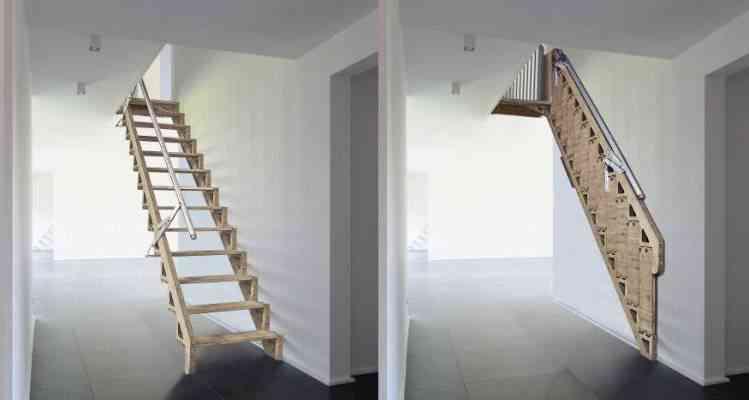 Bcompact Hybrid Ladder L Ing 233 Nieux Escalier Qui S Ouvre