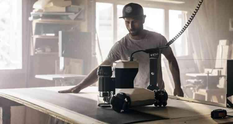 Goliath CNC : Quand un robot autonome rencontre une fraiseuse numérique