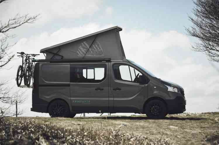 Kompanja Camping Bus, le van aménagé qui se transforme en salle de cinéma en plein air