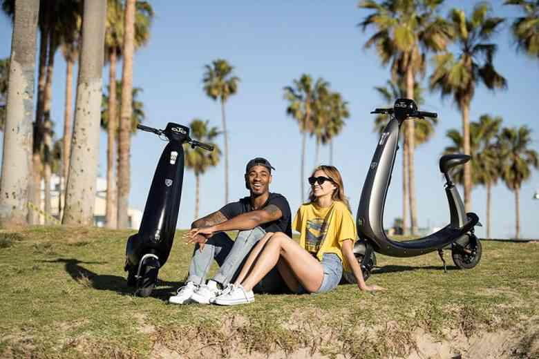 Ojo Commuter Scooter, le mini scooter électrique