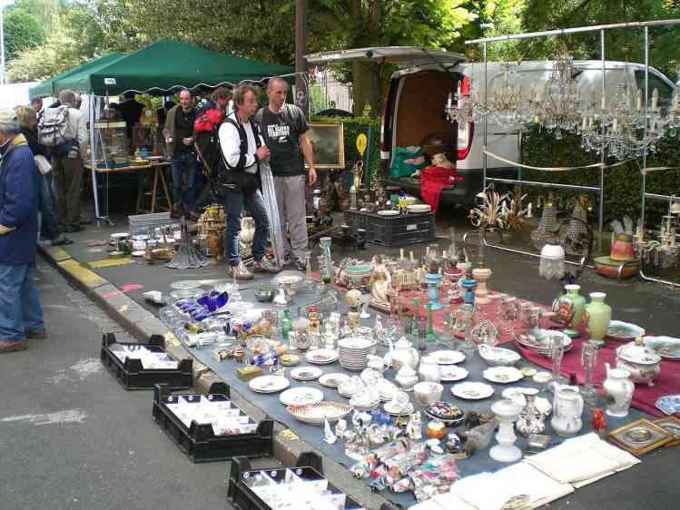 Les coquilles de moules de la Braderie de Lille vont être recyclées en carrelage
