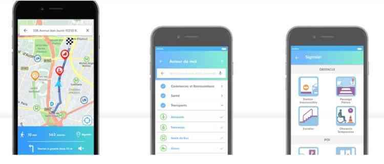 Mobilité : Streetco, une application pour les personnes à mobilité réduite
